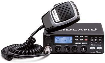 Midland Alan 48 Pro C422.16 CB-Funkgerät