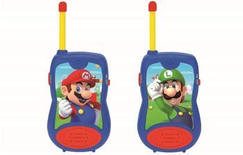 Lexibook Lexibook® Walkie Talkie Super Mario Walkie Talkie, 120m