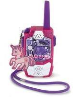 DICKIE Toys Walkie Talkie Pink Drivez rosa