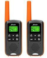 Alecto Walkie Talkie FR225, orange