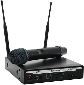 Relacart Funkmikrofon-Set UR-222S