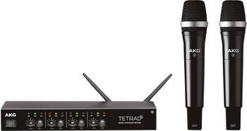 AKG Funkmikrofon-Set - DMS TETRAD VOCAL SET