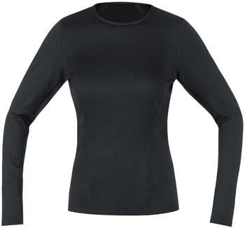Gore Base Layer Lady Shirt Long black