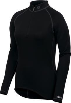 Pearl Izumi P.R.O. Thermal Zip Neck LS Base Women black