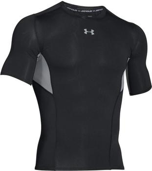Under Armour Men's HG Compression CoolSwitch Short Sleeve black