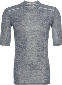 Adidas Techfit Chill T-Shirt core heather