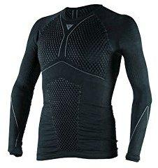 Dainese Shirt D-Core Thermo lang schwarz-anthrazit (1915932-604)