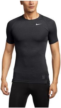 Nike Pro Compression Shortsleeve white