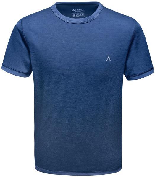 Schöffel Merino Sport Shirt Long Men blue