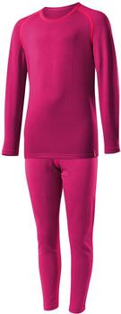 Löffler Set Transtex Warm Kids (10758) pink/rosa