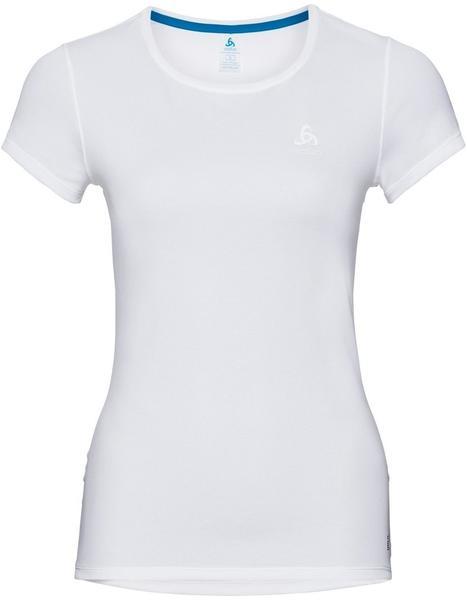 Odlo Suw Top Crew Neck s/s Active F-Dry Light Women (140901) white