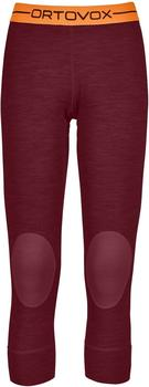 Ortovox 185 Rock'n'Wool Short Pants W dark blood blend