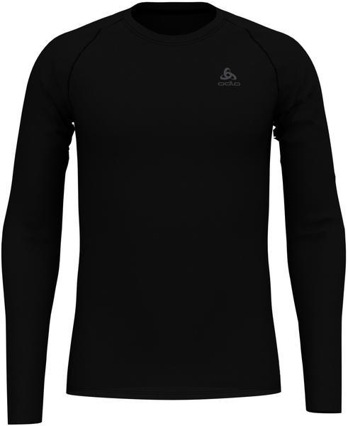 Odlo SUW Top Active F-Dry Light Long Sleeve Crew Neck black