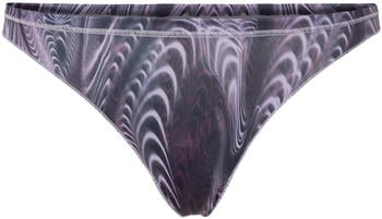 Odlo SUW Bottom The Invisibles Tanga with Print orchid petal/aop fw18