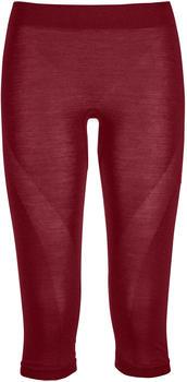 Ortovox 120 Comp Light Short Pants W dark blood