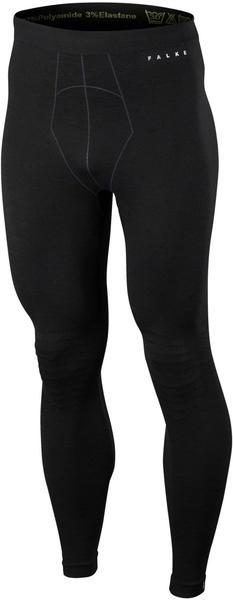 Falke Men Long Tights Wool-Tech (33416) black