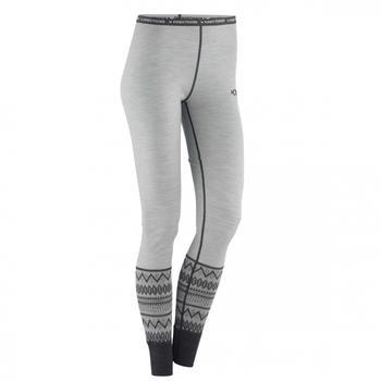 Kari Traa Women Løkke Pants grey melange