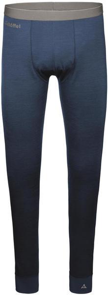 Schöffel Merino Sport long Pants Men blue