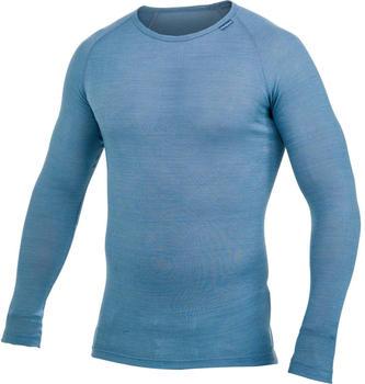 Woolpower Crewneck Lite LS nordic blue