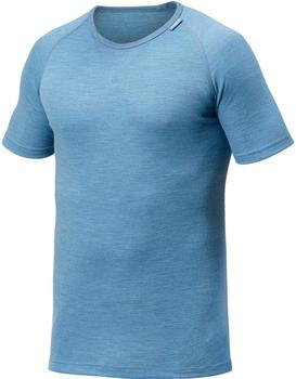 Woolpower Tee Lite nordic blue