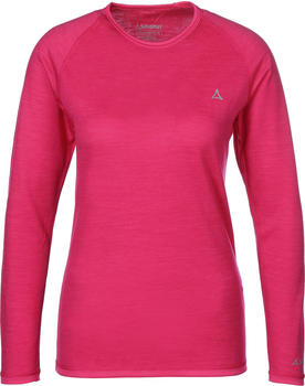 Schöffel Merino Sport Shirt 1/1 Arm Women raspberry sorbet