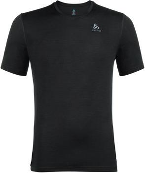 Odlo Natural 100% Merino Warm Shirt Men (110822) black