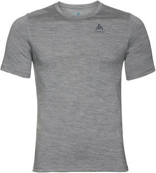 Odlo Natural 100% Merino Warm Shirt Men (110822) grey melange