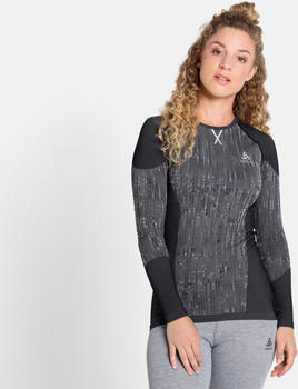 Odlo Women's Blackcomb Baselayer Top black