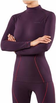 Falke Women Longsleeved Shirt Maximum Warm dark violett (33079-8298)