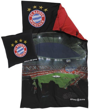 FC Bayern München Allianz Arena 80x80+135x200cm