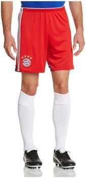 adidas FC Bayern München Herren Heim Short 2014/2015 fcb true red/collegiate royal/white XL