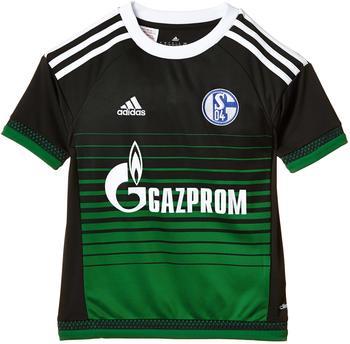 Adidas Schalke 3rd Trikot Kinder 2015/2016