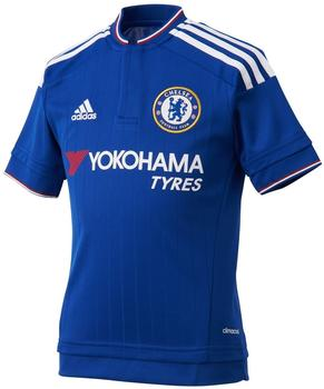 Adidas FC Chelsea Kinder Heim Trikot 2015/2016 chelsea blue/white/power red Gr. 140