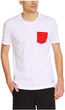 adidas Performance FC Bayern München SF T-Shirt Herren Fan-Polo Größe M