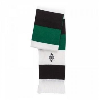 Borussia Mönchengladbach Schal Balken schwarz/grün/weiß
