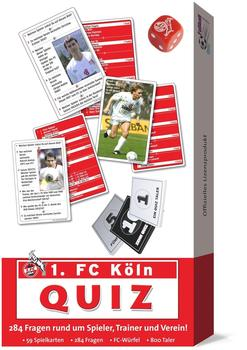 Teepe Sportverlag 1. FC Köln Quiz