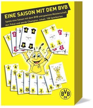 Teepe Sportverlag Borussia Dortmund Kartenspiel Eine Saison