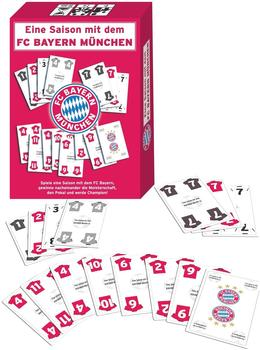 Teepe Sportverlag FC Bayern München Kartenspiel Eine Saison
