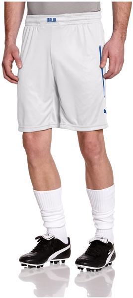 Puma Italien Herren Heim Short Weltmeisterschaft 2014 white M