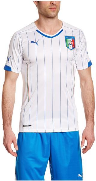 Puma Italien Herren Auswärts Trikot Weltmeisterschaft 2014 white L