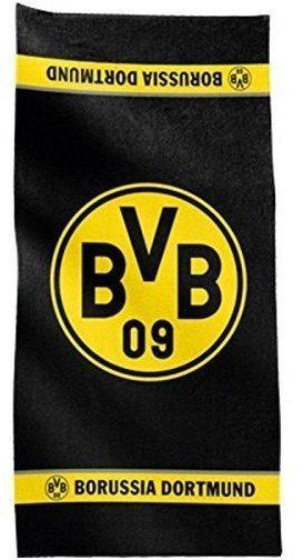 Bertels Textil Borussia Dortmund Handtuch Logo