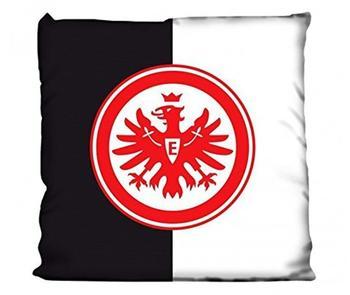 Eintracht Frankfurt Kissen Schlicht