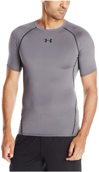 Under Armour Men's HeatGear Compression Short Sleeve graphite