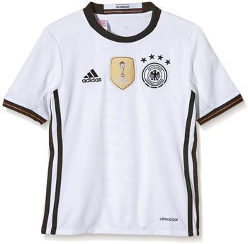 adidas DFB Kinder Heim Trikot 2015/2016 white/black Gr. 176