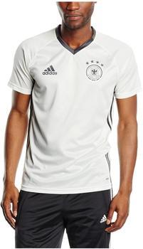 adidas DFB Herren Trainingstrikot EM 2016 off white M