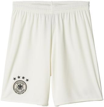 Adidas DFB Kinder Auswärts Short EM 2016 off white/black Gr. 176