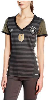 Adidas Deutschland Away Trikot Damen 2015/2016