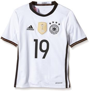 Adidas DFB Kinder Heim Trikot Götze 2016 white/black Gr. 140