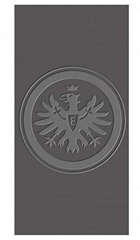 Eintracht Frankfurt Badetuch TIEFLOGO