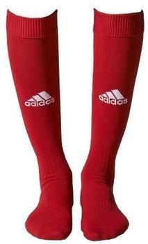 Adidas Milano Stutzen university red